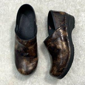 Sanita Tortoise Shell Occupational Shoes
